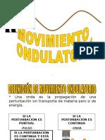 695 Movimiento Ondulatorio