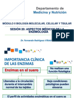 Enzimología médica