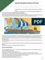 Booksfact.com-Ancient Maritime Shipping Amp Navigation History of Human Civilizations