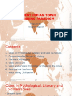 Ancient Indian Town Planning Principles