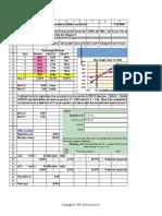 Beginning of Chapter Excel Models