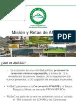 Jm07072016 Mision y Retos de AMSAC