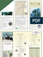 Teccipark Leaflet