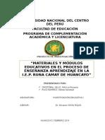 Proyecto Nicanor Moya