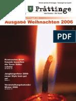 2006-04 Tuxer Prattinge Ausgabe Weihnachten