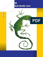 Primaria Tercer Grado Jalisco La Entidad Donde Vivo Libro de Texto