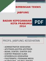 Paparan Ka.bkd Ttg Jf.perawat