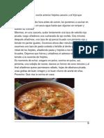 Sopa Picante de Frejoles