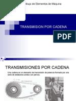 Transm_ Por Cadena