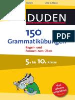 DUDEN 150 Grammatikübungen