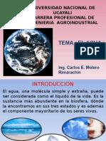 4-EL AGUA