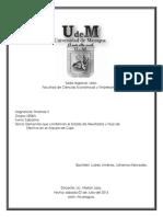 Finanzas II - Cuentas que conforman el Balance General