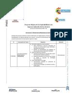 Convocatoria Publicacion Consultorias PMEL