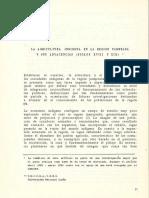 002 - Mandrini, Raúl - La Agricultura Indigena en La Región Pampeana y Sus Adyacencias SXVIII y XIX (1)