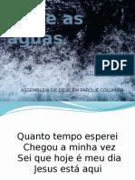 QUANTO TEMPO ESPEREI-MOVE AS ÁGUAS.pptx
