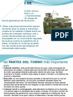 Diapositiva de Torno