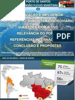 7.Tendências Fluvio-maritimas No Porto de Santos