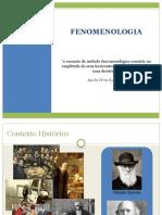 Fenomenologia e Direitos Humanos