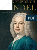 George Friedrich Handel, Perfil Biográfico