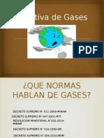 Normativa de Gases