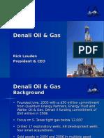 Oil & Gas Business Plan