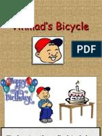 Ahmad's Birthday
