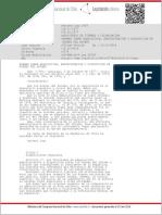 Ley Normas Sobre Adquisicion, Administracion y Disposicion De