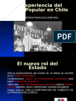 Clase 17 Frente Popular