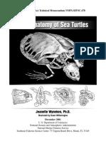 Wyneken, 2001 the Anatomy of Sea Turtles