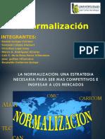 Normalizacion en El Peru Listo