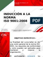 Curso Inducción Iso 9001-2008