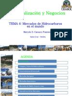 Mercados de Hidrocarburos en El Mundo