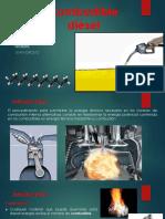 Determinación de La Ecuación Estequiométrica Para El Combustible_JUAN IDROVO