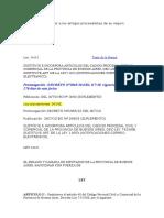 Ley_bonaerense_14142. Pocesal Civil y Comercial