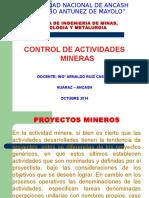 Control de Actividades Mineras-ut2