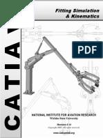 Kinematics Simulación _CATIA V5