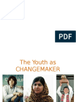The Youth as Changemaker