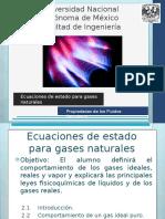2. Ecuaciones de estado para gases naturales.pptx
