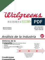 Presentacion Walgreen 2