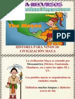 Historia para niños 10- Civilización Maya.pdf