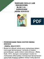 Buku Panduan Skills Lab Mahasiswa