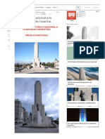 Monumento Histórico Nacional a La Bandera Argentina, 1º Parte