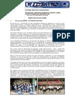 Informe Widows Octubre 2009 Gestion Comunitaria