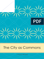 City as Commons