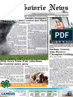 July 27 Pages - Gowrie