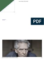 David Cronenberg - El País Semanal.pdf