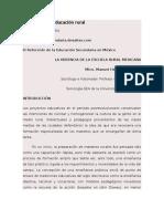 ENSAYO sobre Educación rural.docx