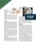 Diagnostic Examination for Orthopedic Patient