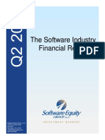 2Q12 Software Industry Financial Report