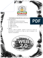 Documento La web 2.0